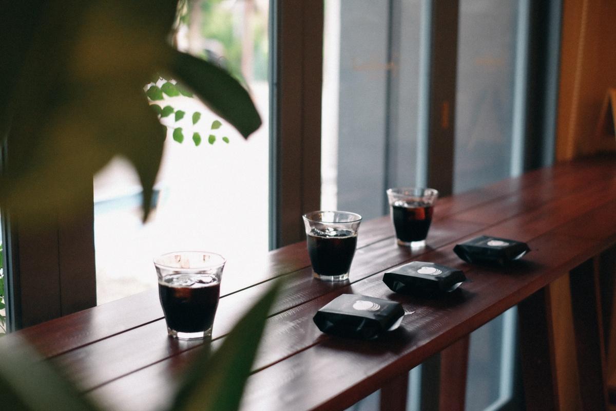 新商品「桃太郎」撮影後、イートインカフェで誕生日プレゼントありがとうございます!