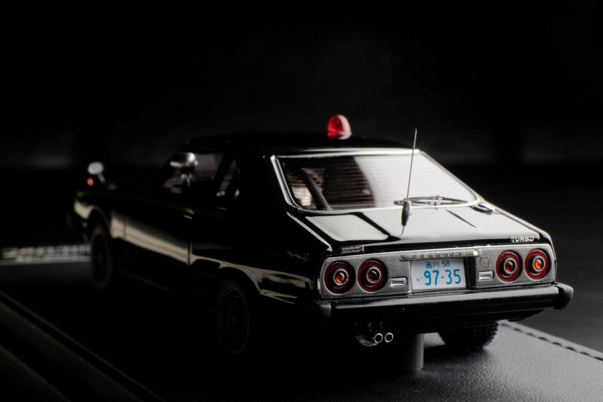 1980年8月24日放送西部警察第45話「大激走!スーパーマシン」で登場した初代団長専用車マシンX