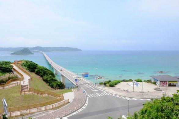 人気観光地「角島」ならではの特産品をお土産に!「しおかぜの里・角島」さんのホームページリニューアルを担当させて頂くことになりました!