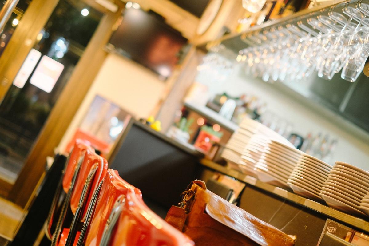 下関市豊前田にある「Grill&Bar 247」肉の王様!リブロースステーキ1ポンド450gを食べなきゃ!はじまらない!