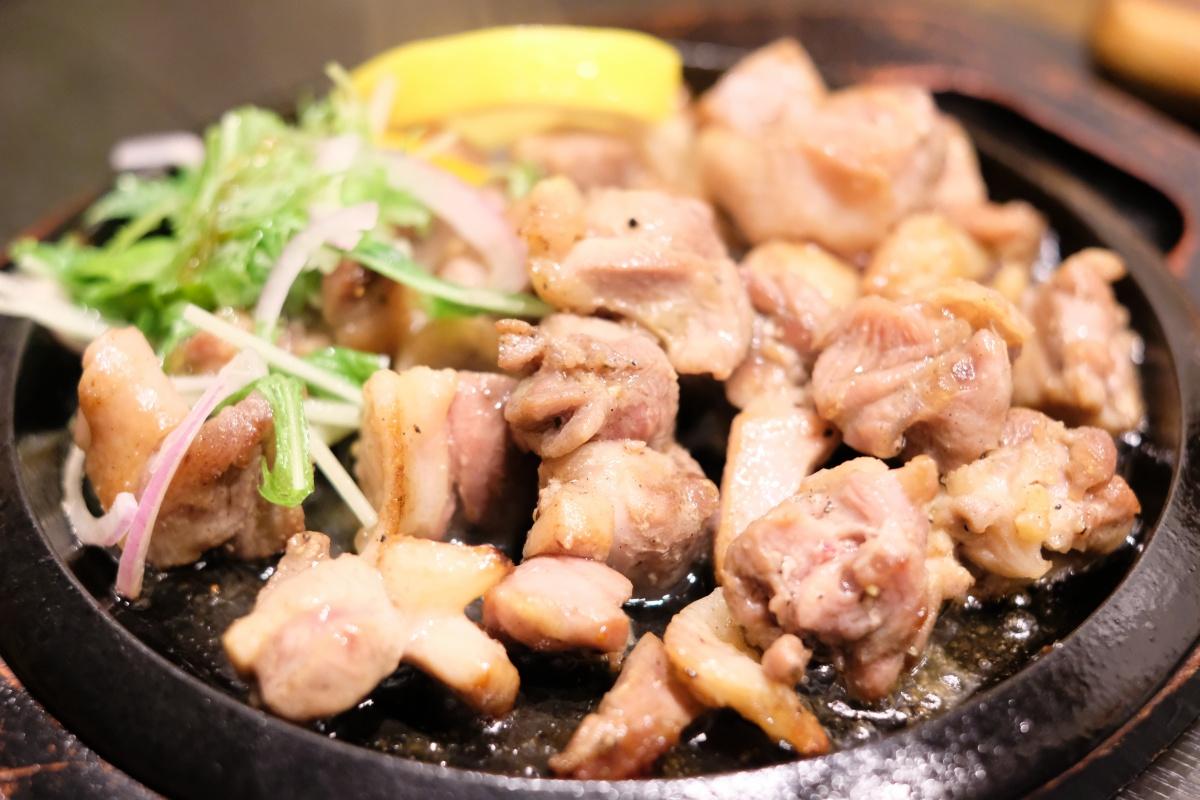 刺身、肉料理、串揚げ、鉄板料理!「笑和」に来れば美味いモノ何でも愉しめちゃう!