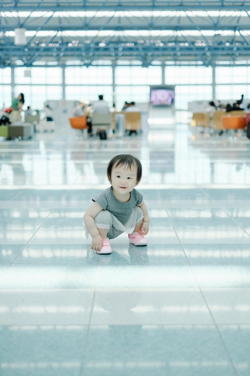 福岡空港国際線旅客ターミナルビルは世界と繋がる入口
