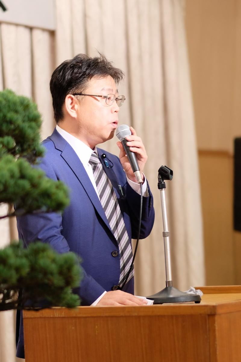 山口県議会議員・たかせ利也と集う会