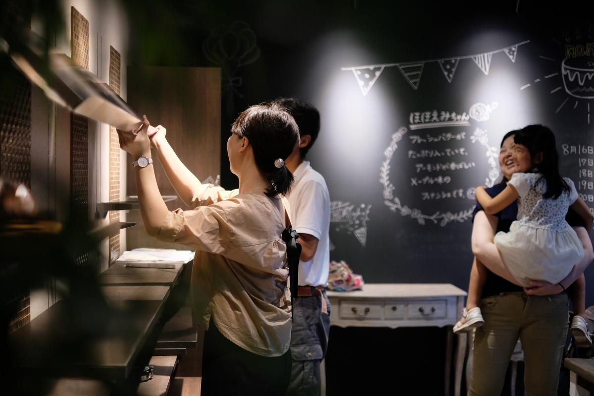菓子工房na.nanの「ほほえみ」が大ブレーク!焼き菓子コーナーパワーアップ!