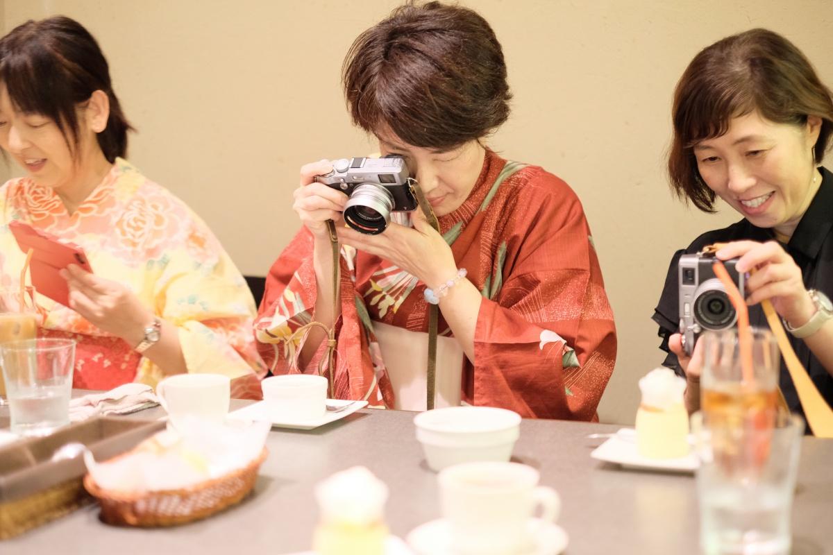 第二回「唐戸女子まつり」スマホで撮れるおいしい写真教室で師匠させて頂きました!