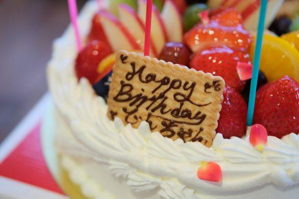 弊社WEBデザイナーでんちゃん!お誕生日おめでとう!