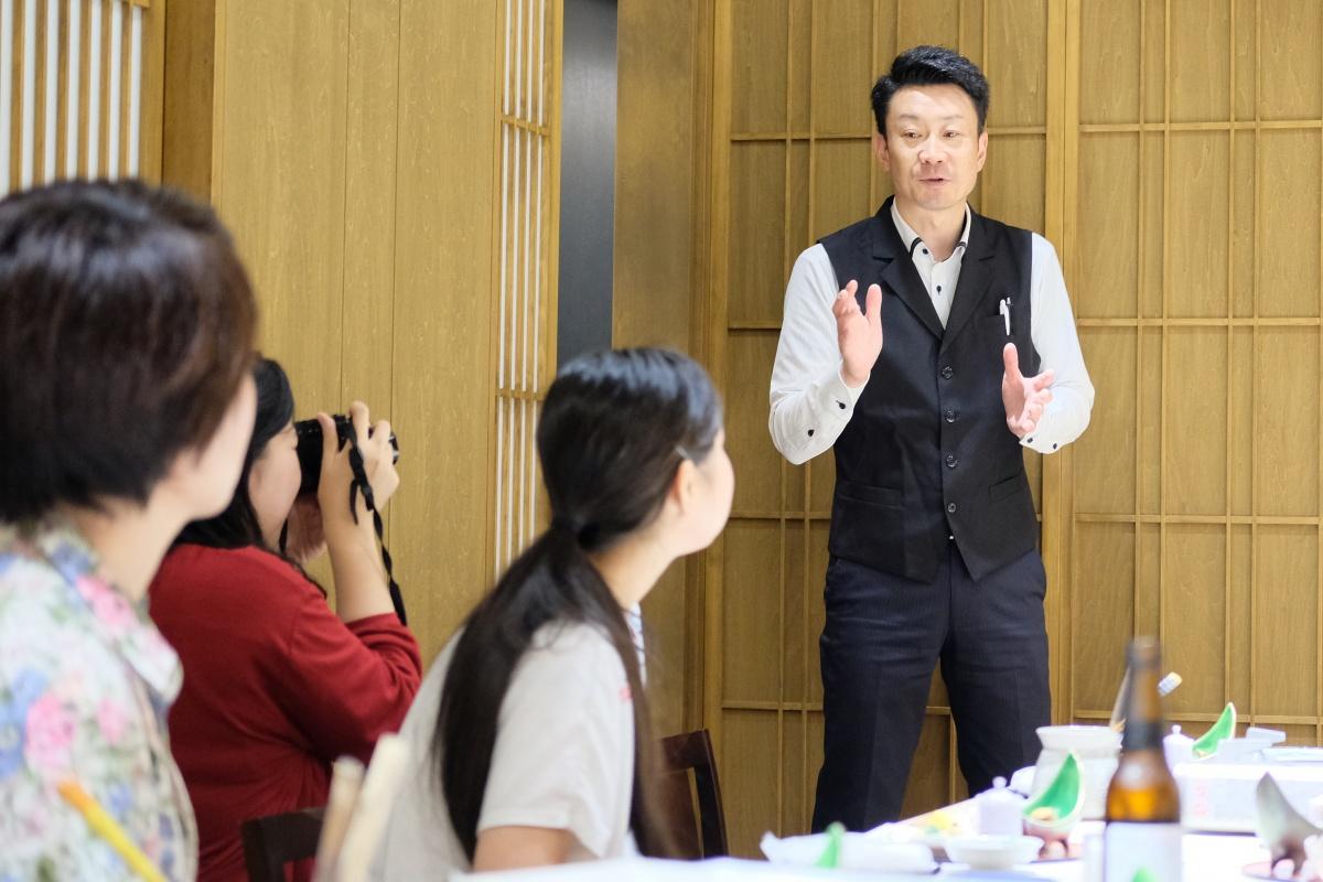 ひとモノコト・カメラ部!旬楽館20周年特別企画第二弾「感謝の夏会席」でオフ会開催!