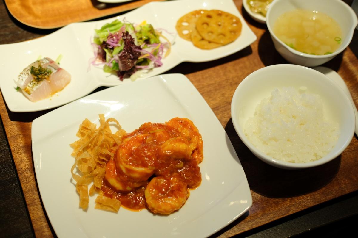 山口市湯田温泉で話題の中華料理店!チャイニーズキッチン貴で絶対オススメ「トマトたっぷり海老のチリソース」