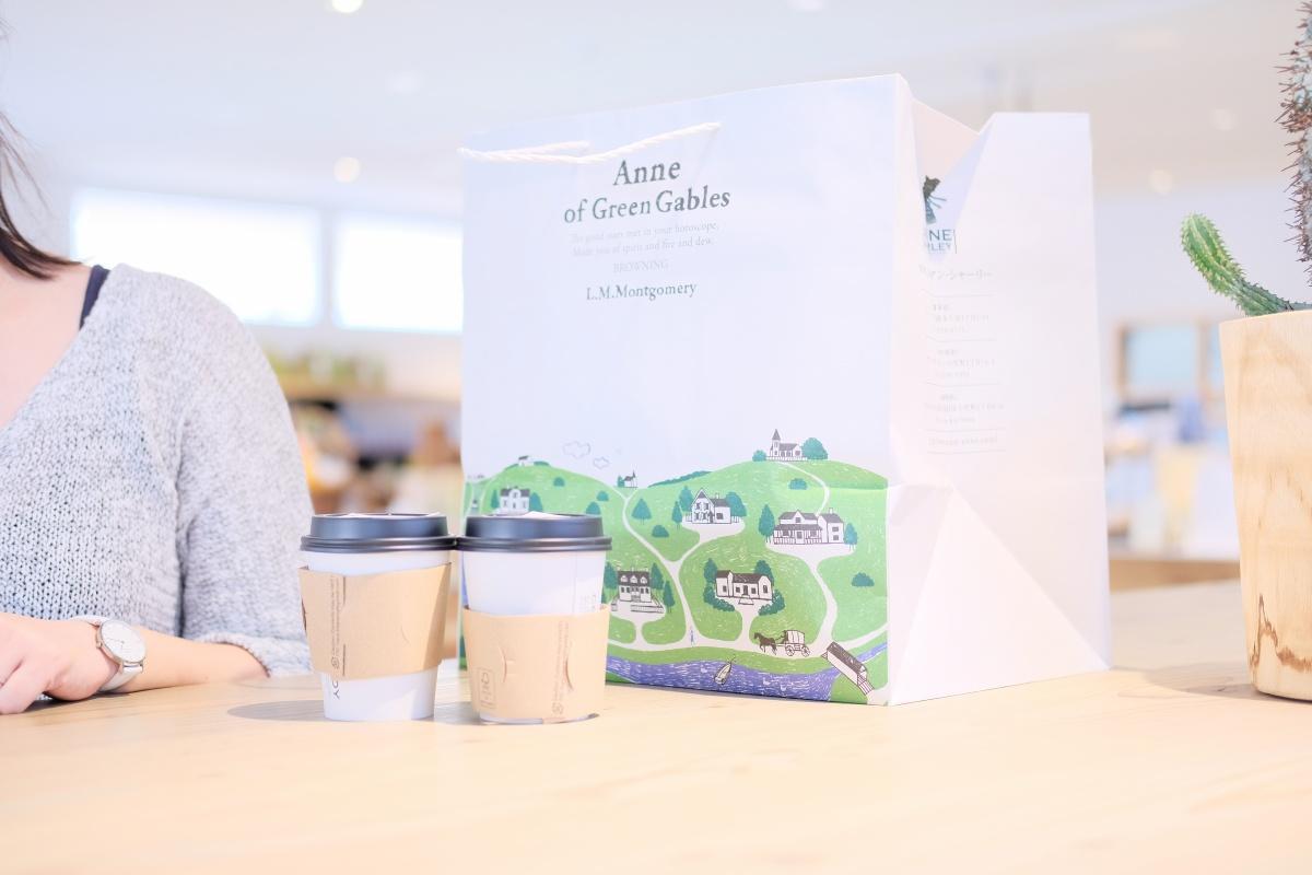 COFFEEBOY(コーヒーボーイ)下関店とアン・シャーリーのケーキ