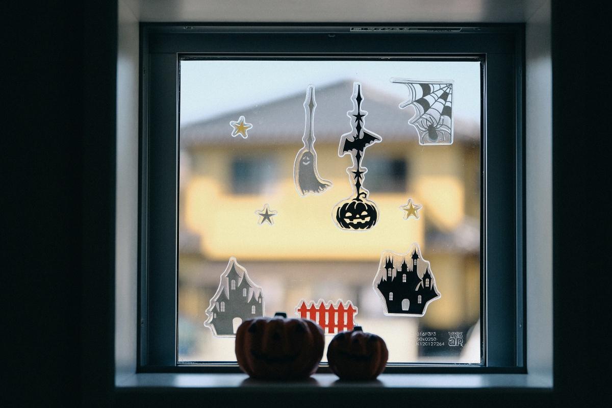 下関ダイニングカフェ・ブルーム!今年のハロウィンは妙にリアル!