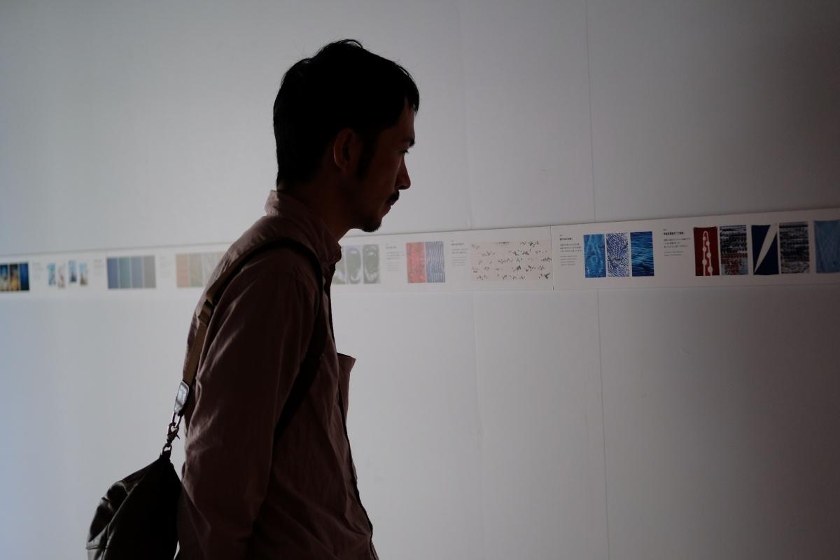 赤れんが開館25周年記念事業「新村則人デザイン展」開催でお会いして来ました!