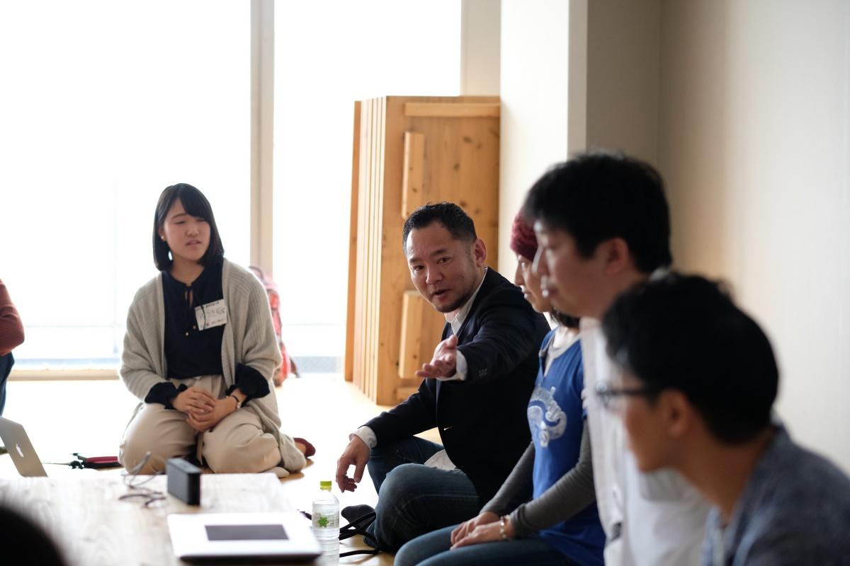 大学生のためのキャリア合宿「山口学生合宿コンパス」で「社会人本音トークショー」に参加させて頂きました!