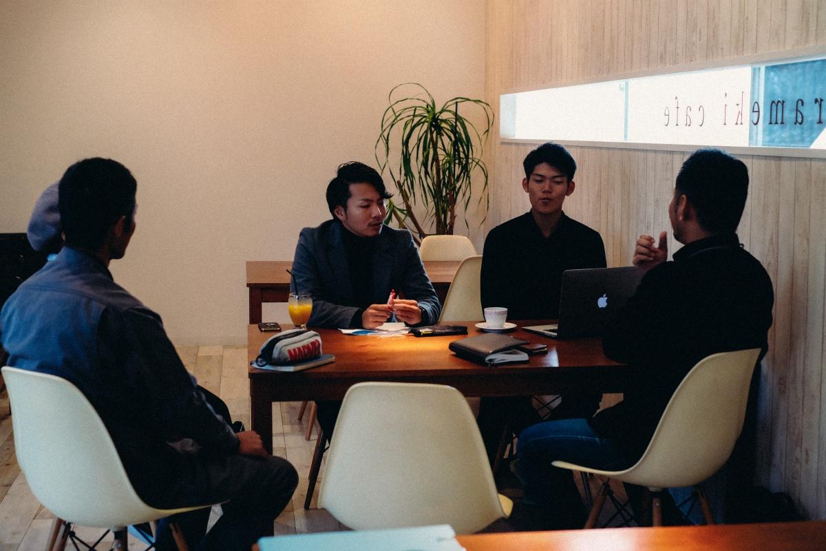 山口県インバウンドサポートプロジェクト「山口のおもてなしを世界に発信!」動画コンテンツを学生サポーターと打ち合わせ!