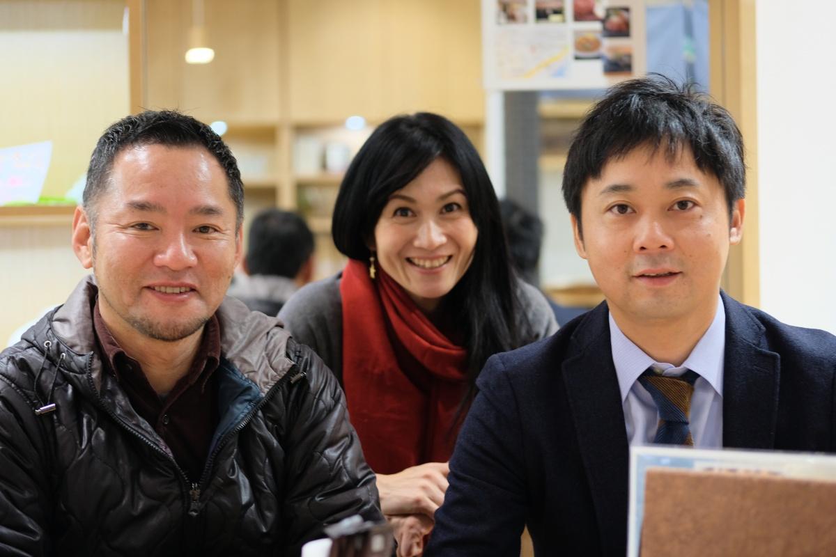 山口県インバウンドサポートプロジェクトのイメージビデオ撮影!韓国&台湾のイケメン留学生と唐戸市場で寿司食べよう!