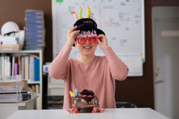 建築デザイナー藤井和子と書いて「ちかこ」と読む!41歳の誕生日おめでとう!ん?
