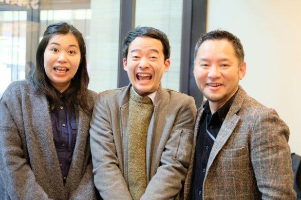 学生&留学生サポート!下関市立大学国際商学科3年平松くん登場!