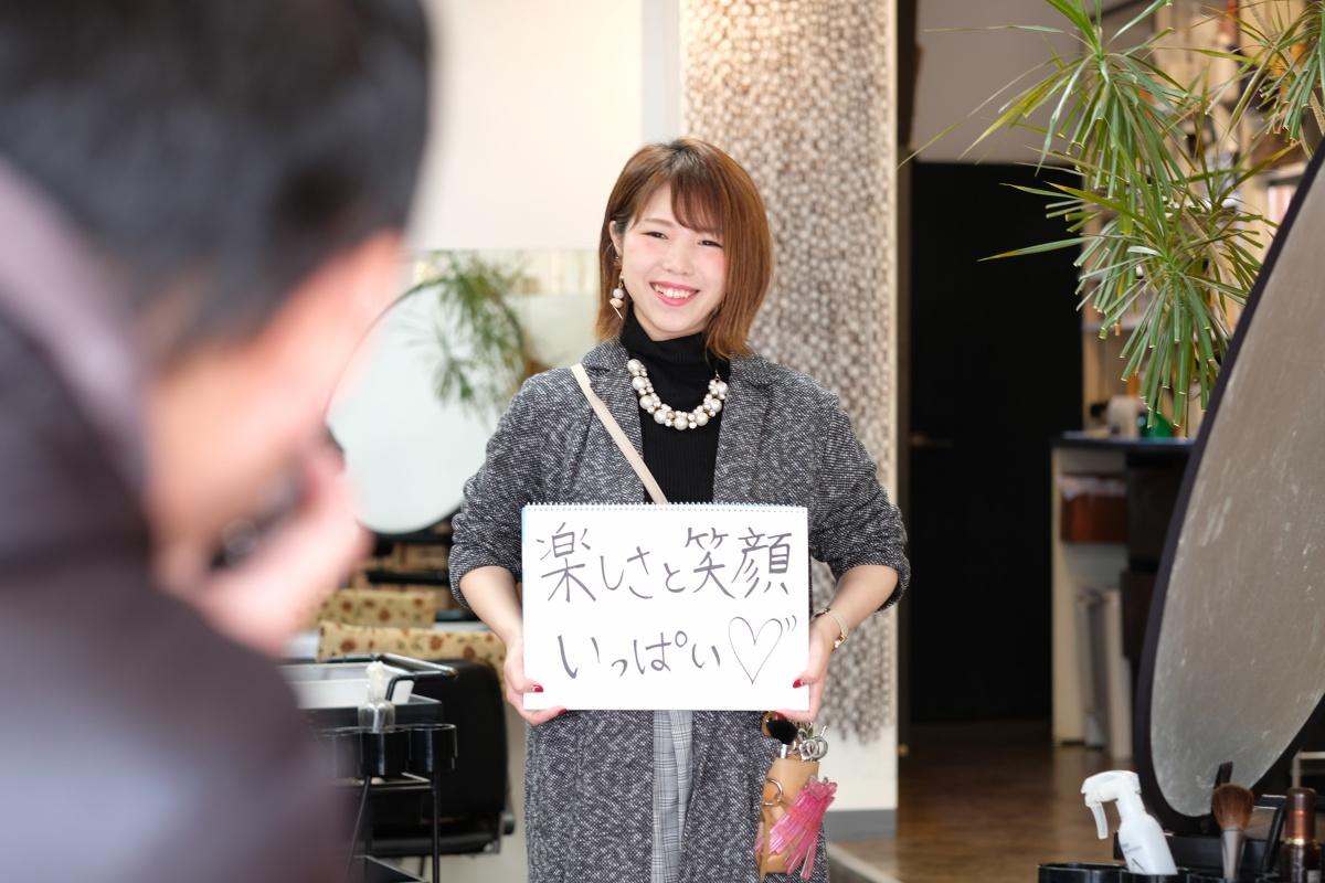 Y's hair group 和田島社長と一緒に全店回ってスタッフ撮影をして判ったコト
