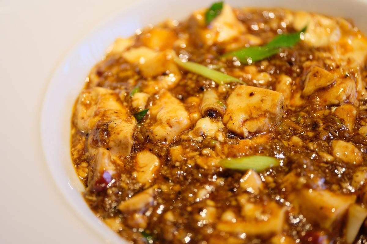 見てください!こんなに大きな海老がゴロゴロ!中華ランチは湯田温泉にあるChinese Kitchen 貴へ!