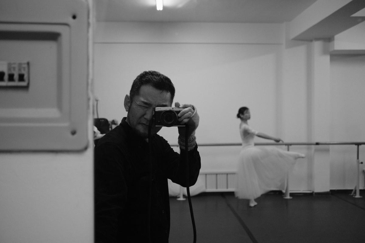 第九話「シゲムラ紀信、中国のバレエ教室から撮影オファーを受ける」atafutaアウトバウンド中国編!