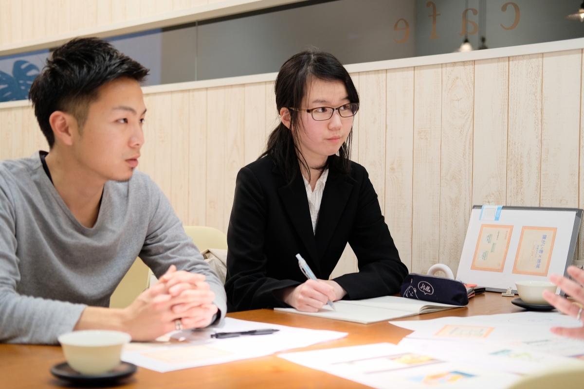 atafuta学生サポーターのつながりから始まる山口県の魅力を学生が発信するプロジェクト!のアドバイスで熱くなる