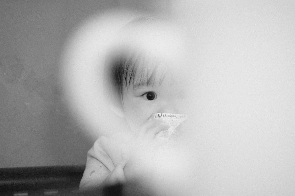 モノクロ写真を通して自分の頭の中を整理する