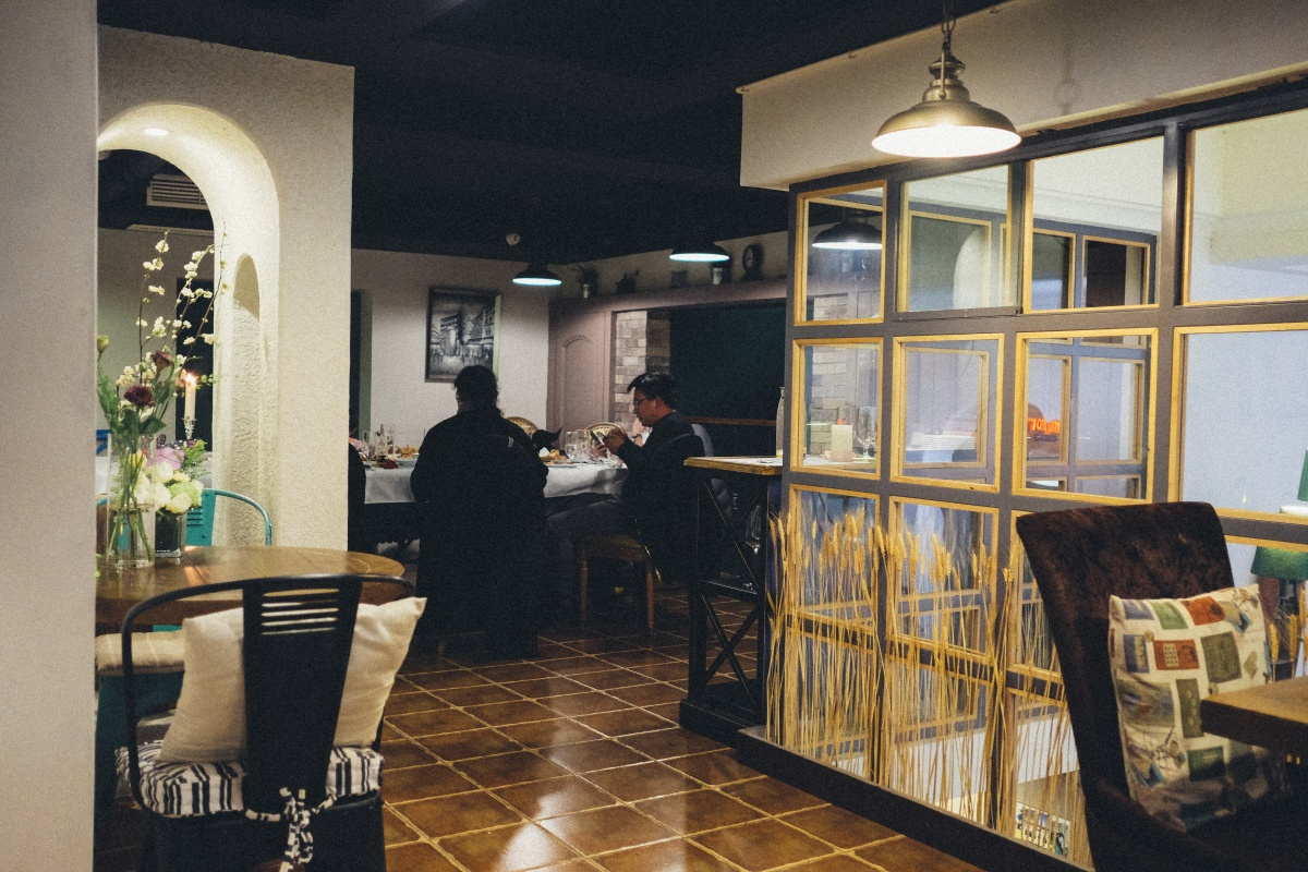 Vol.4(中国上海編)インテリアデザイン事務所の陳社長が経営するイタリアンレストランで交流会!