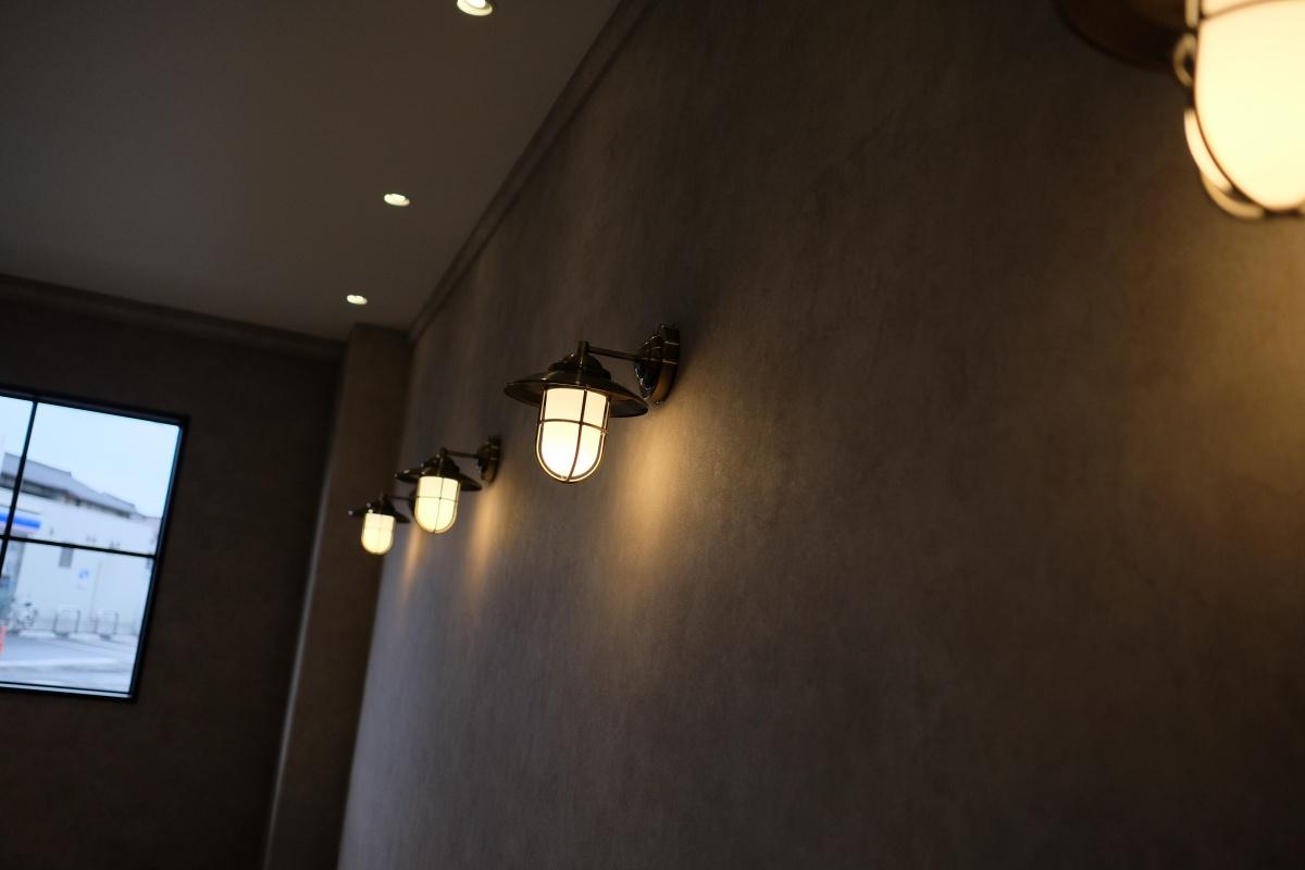 ミニマムな空間。下関綾羅木本町にオープンする美容室の完成まであと少し