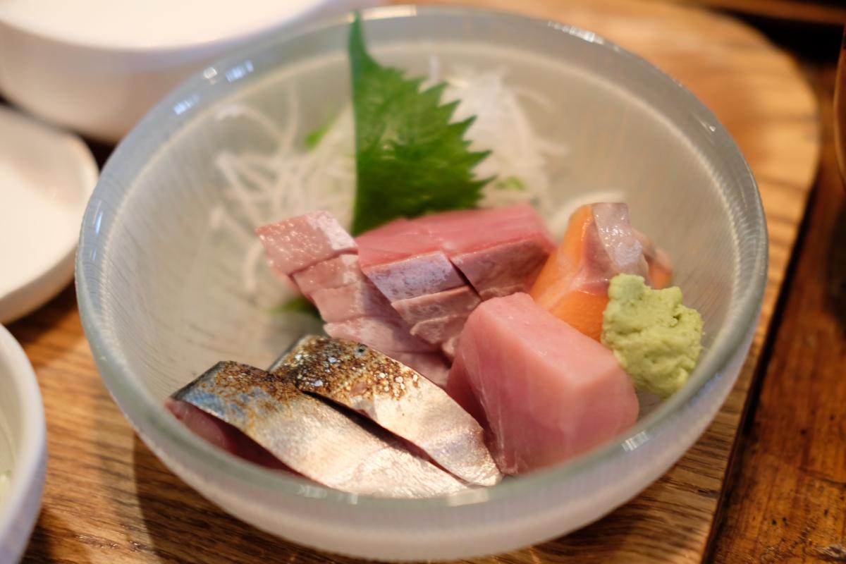 料理もサービスも満足度最高!今度は夜に行ってみたい「博多炉端 魚男(フィッシュマン)」
