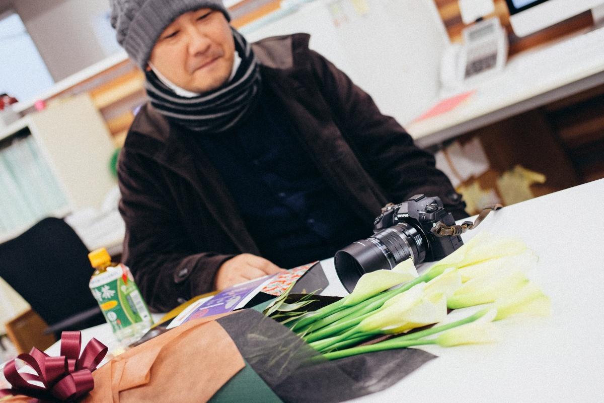 吉内くん卒業おめでとう!そして現場監督の軍手ブルーこと清洲くん45歳の誕生日おめでとう!