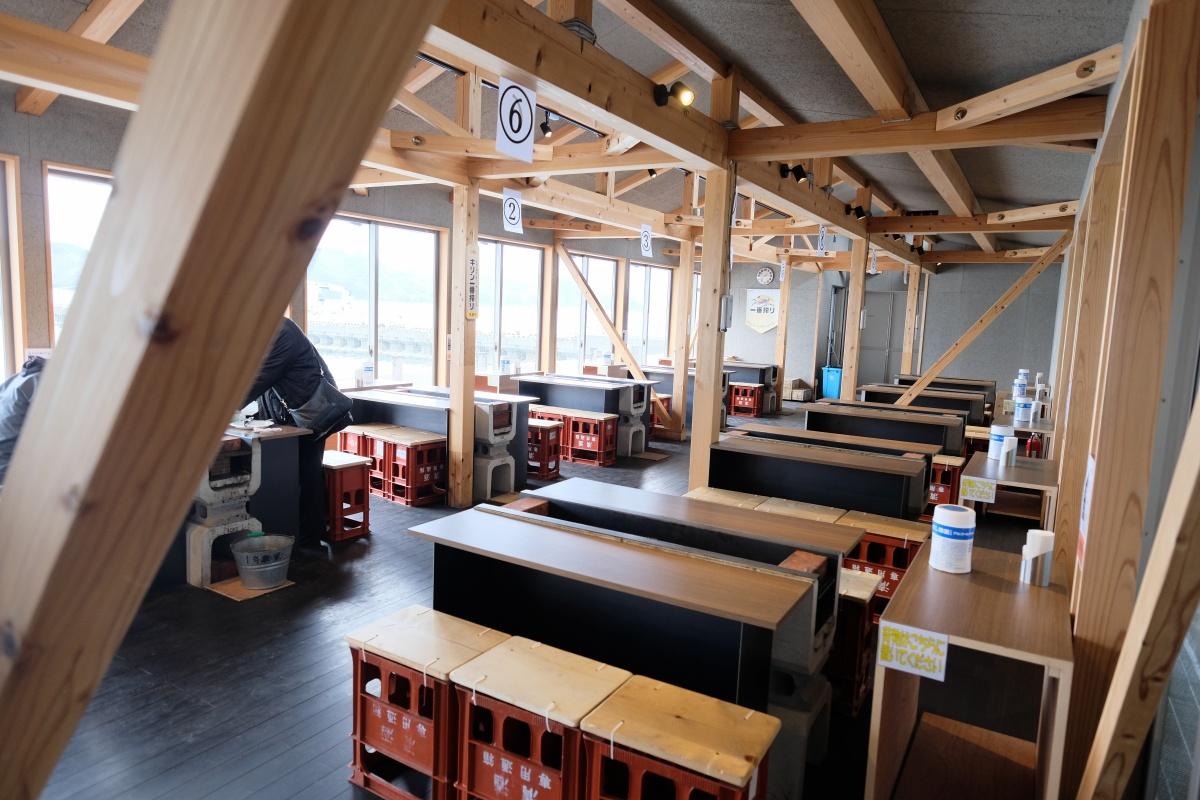 センザキッチンは仙崎の台所。美味しい食材を求めて!