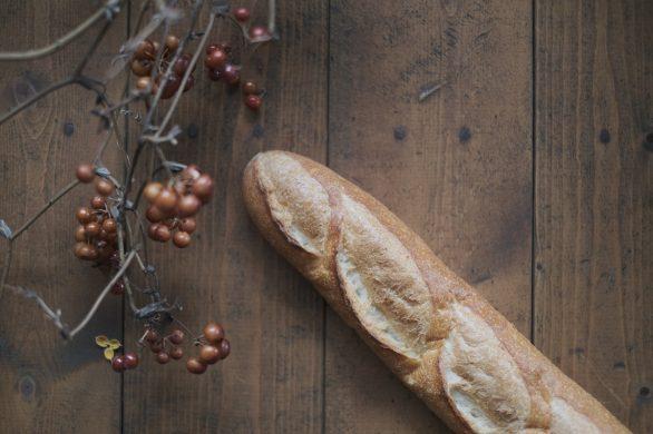 シンプルでパン本来の美味しさを最大限に引き出す魅力的なパン屋さん「ふじもとパン」