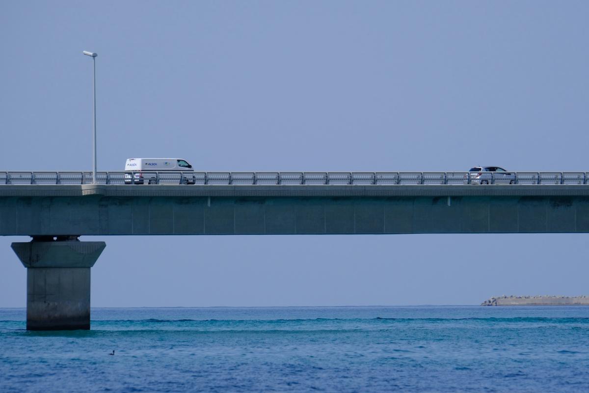 ホームページ効果「しおかぜの里・角島」レンタサイクル利用者急増中!