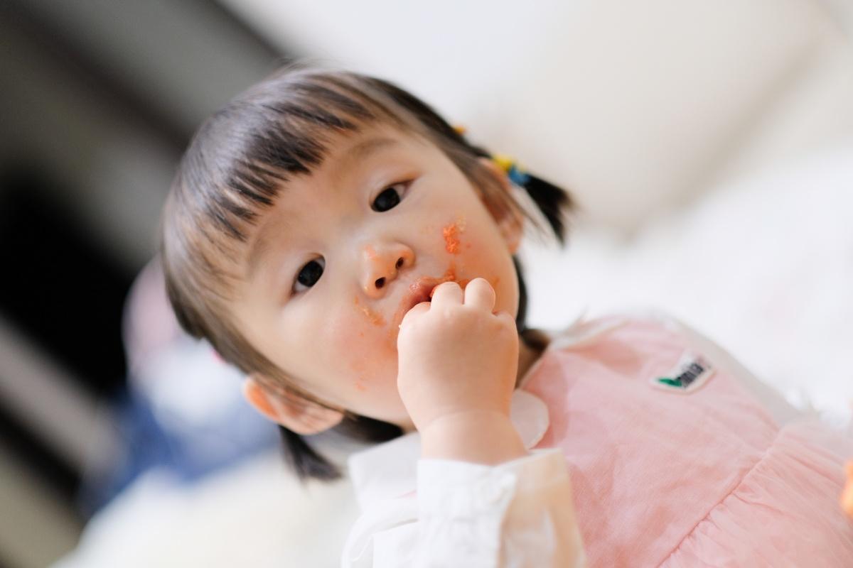 菓子工房na.nanのオーナーパティシエの良太郎さんがつくる姫ちゃんの誕生日ケーキは「アンパンマン」