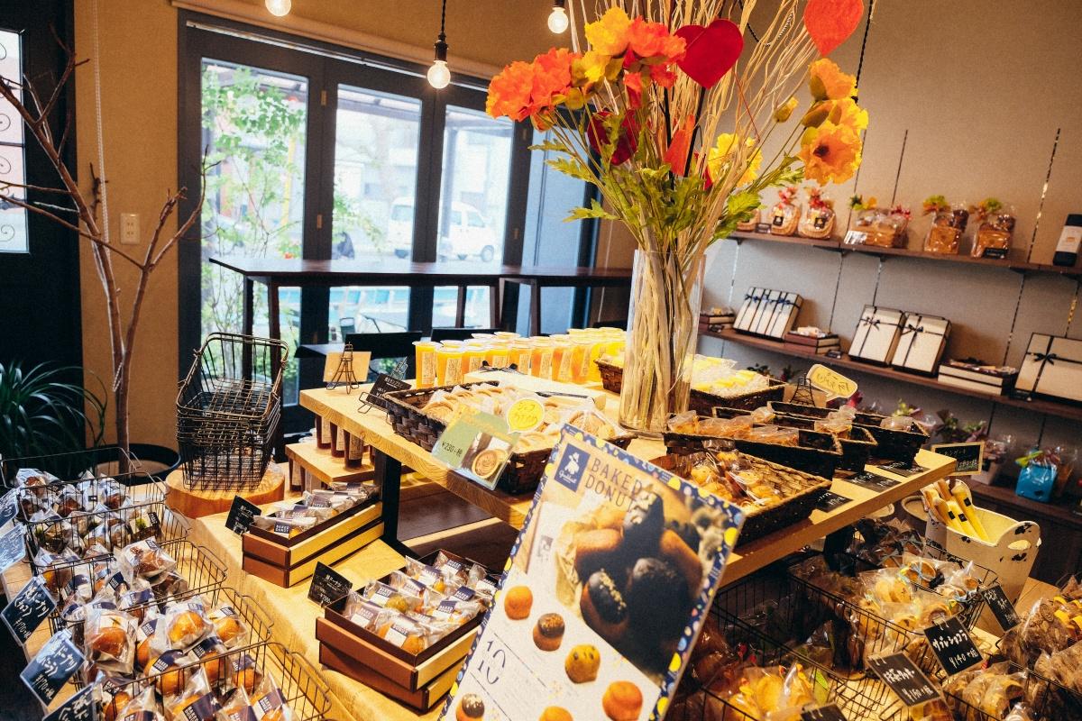 小野田駅近くにある人気店!パティスリー・グランシャリオで母の日も子供の日も!
