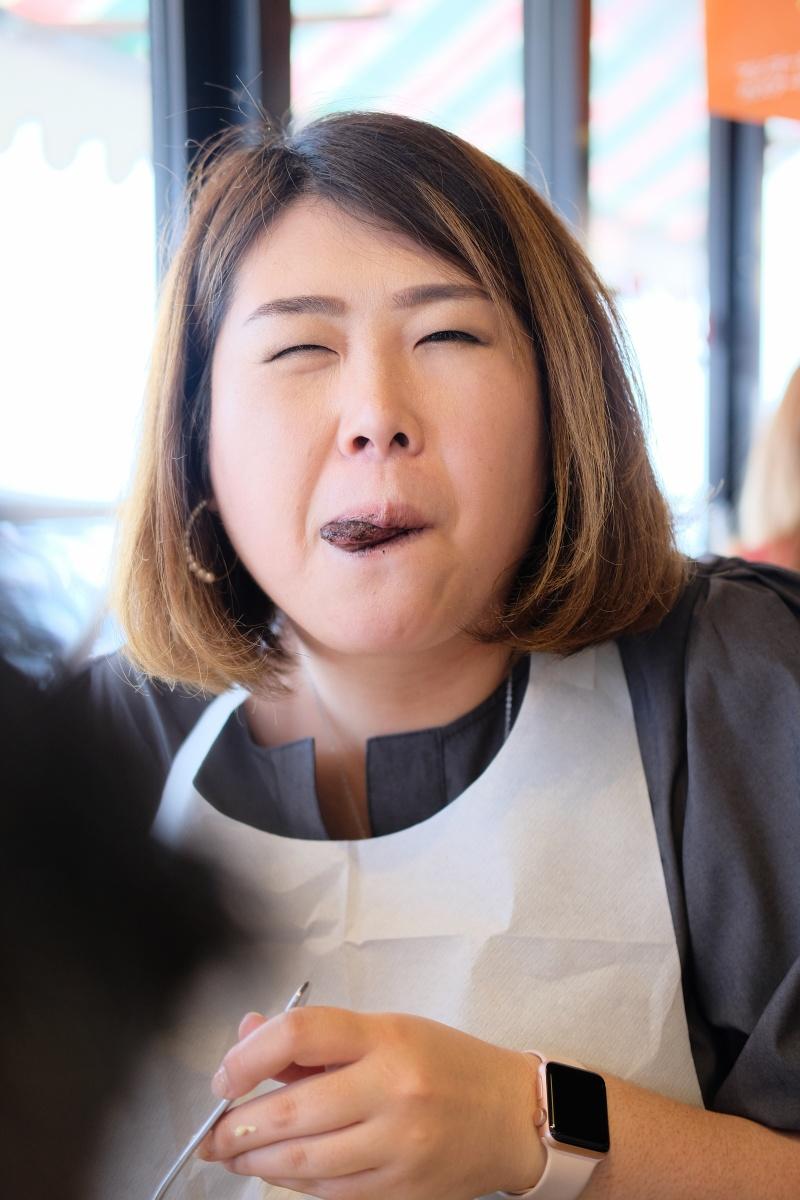 中国から遊びに来てくれた従姉妹親子を下関市内の観光案内!