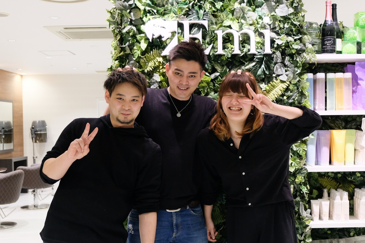 Emiシーモール店!40周年を迎えて大リニューアルオープン!おめでとうございます!