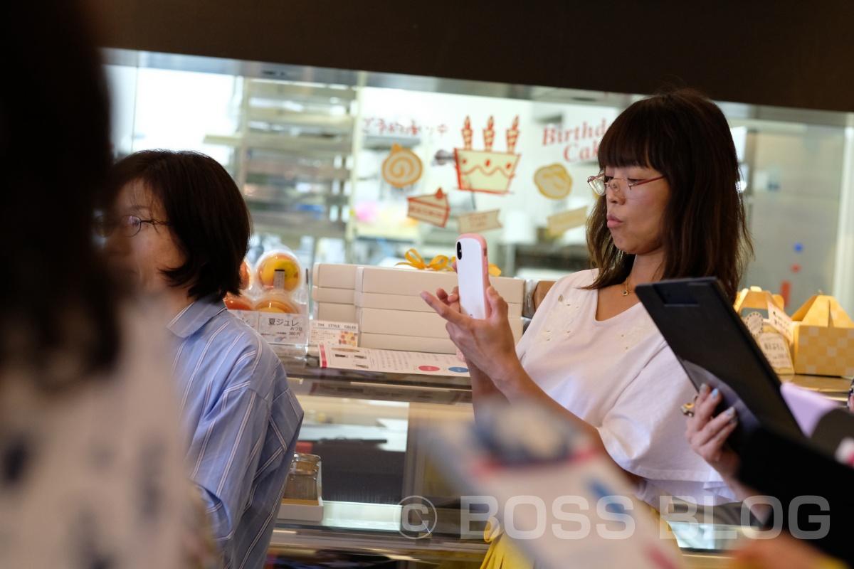 第一回 厚狭自然菓子トロアメゾン スイーツフォト教室 〜インスタ映え写真を撮ろう〜