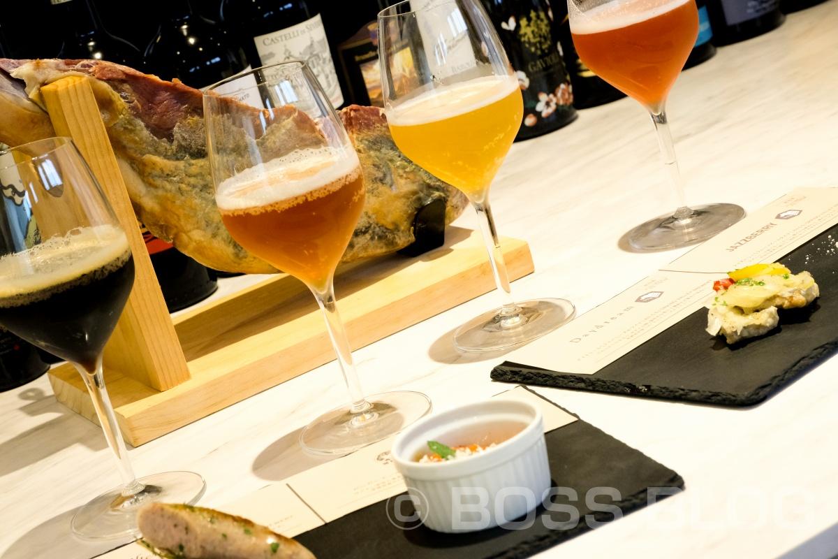 ITALIAN BAR Orso(イタリアンバール オルソ)で4種類のクラフトビールに合わせたオススメ料理はいかが?