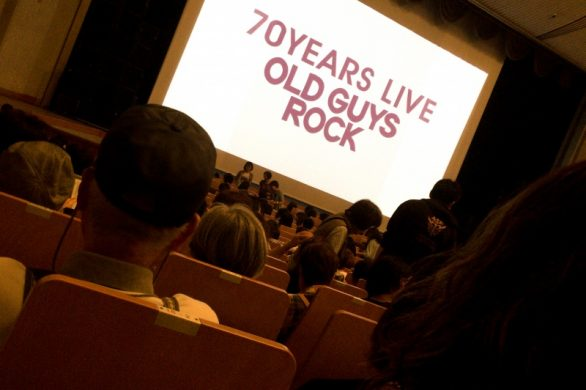初めての生ジュリーに感動!沢田研二 70YEARS LIVE OLD GUYS ROCK