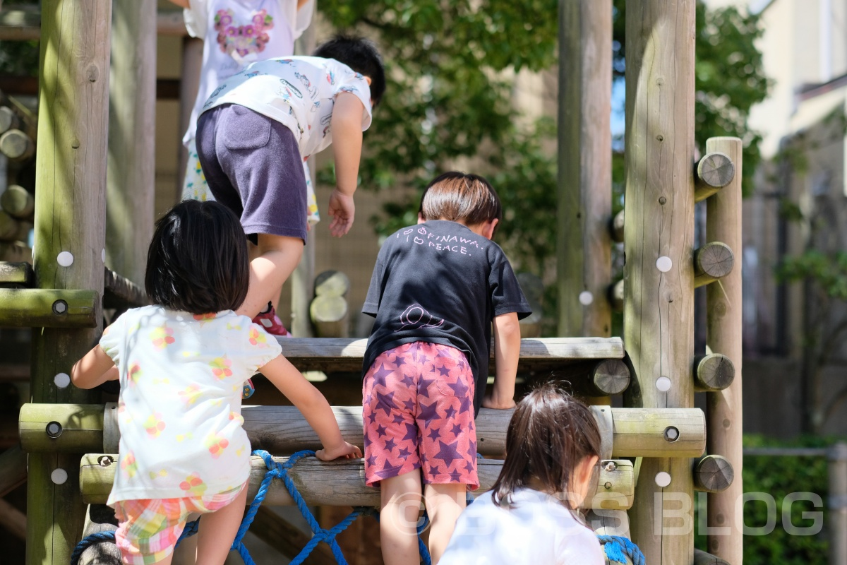 ひえだ保育園のホームページ用撮影のウラ側見せちゃいます!何と言っても大変なのは先生!