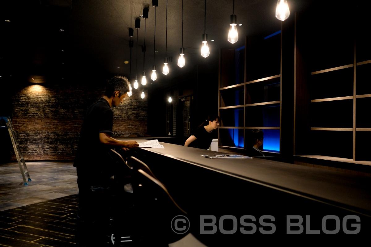 「Bar So Forso」は「小さな月の駅」近くにオープンします!本日引渡完了!