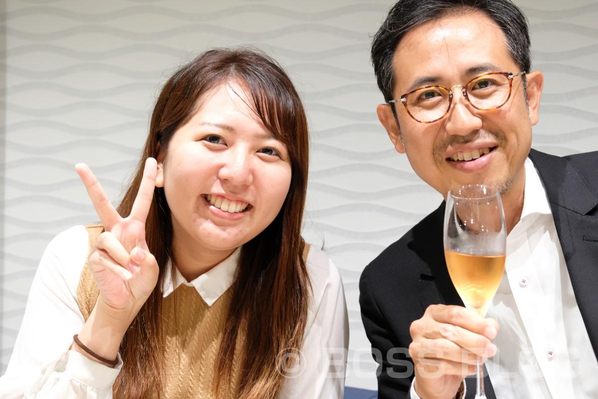 10月17日(水) グランドオープンする「布久亭(ふくてい)」さんの業者会レセプションに呼んで頂きました
