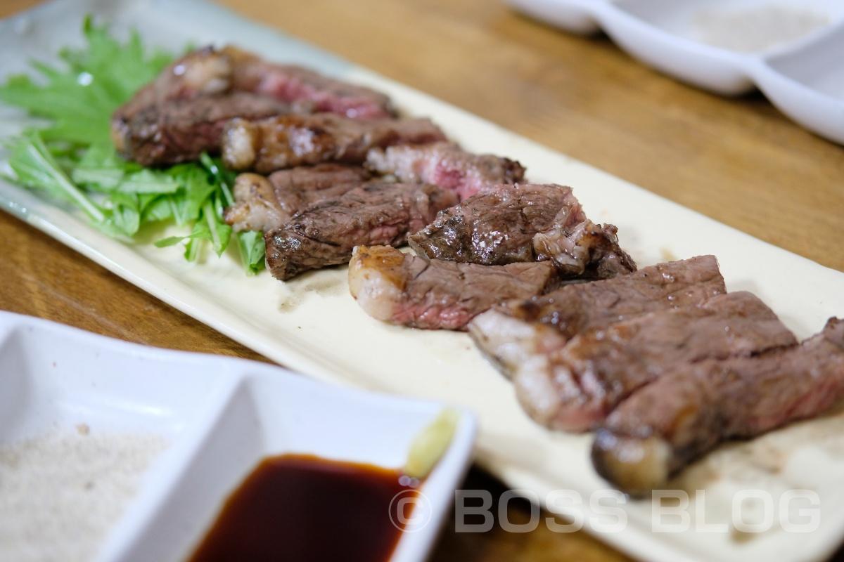 常連さんのみに振る舞われる「肉料理」のオンパレード!