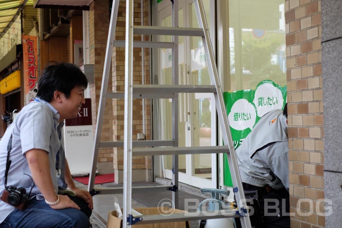 「グリスタ」は、「まちづくり」を考える、空き店舗のマッチングステーションです。