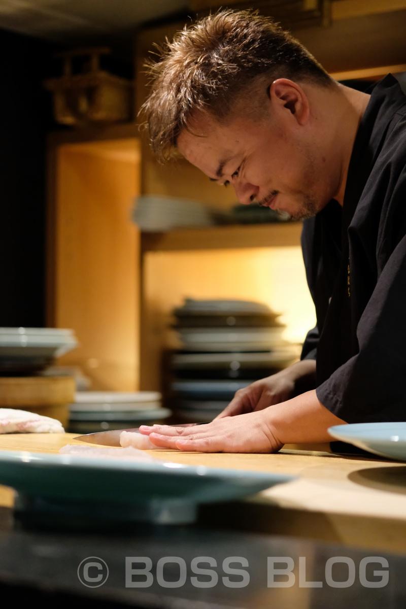 一流の料理と一流の料理人、そして一流の空間がある店でするべし。創作和食の店 七八