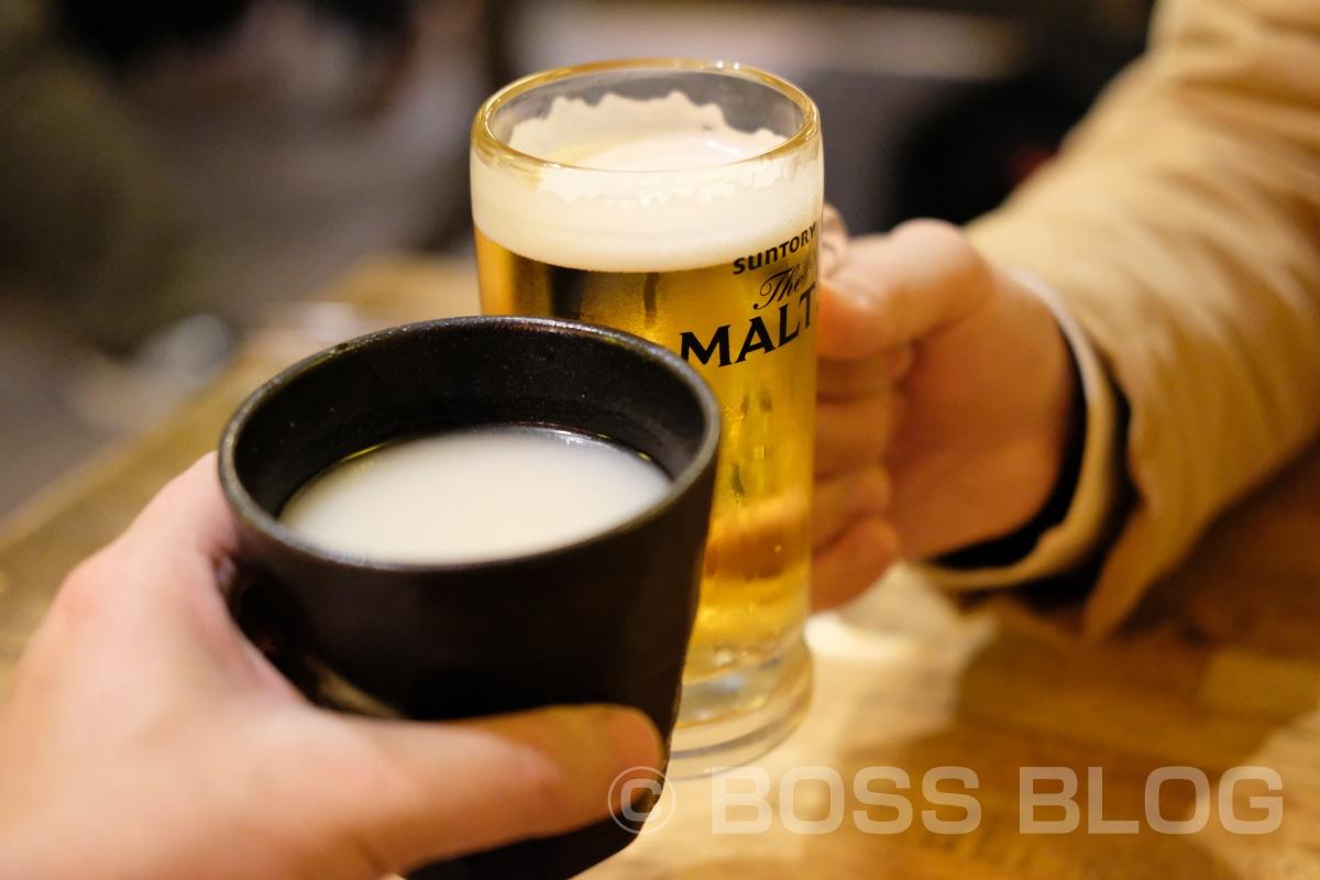 平成最後のBOSS会議で日頃の鬱憤大爆発!今夜のテーマは結果が全て