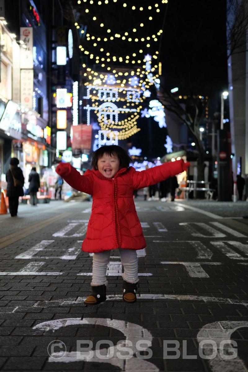 韓国ソウルカウントダウンはどこで!三日目 Happy New Year!! 2019