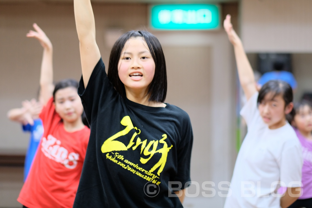 劇団 Zing♪Zingの新しいホームページ撮影のために!リハーサルに潜入!
