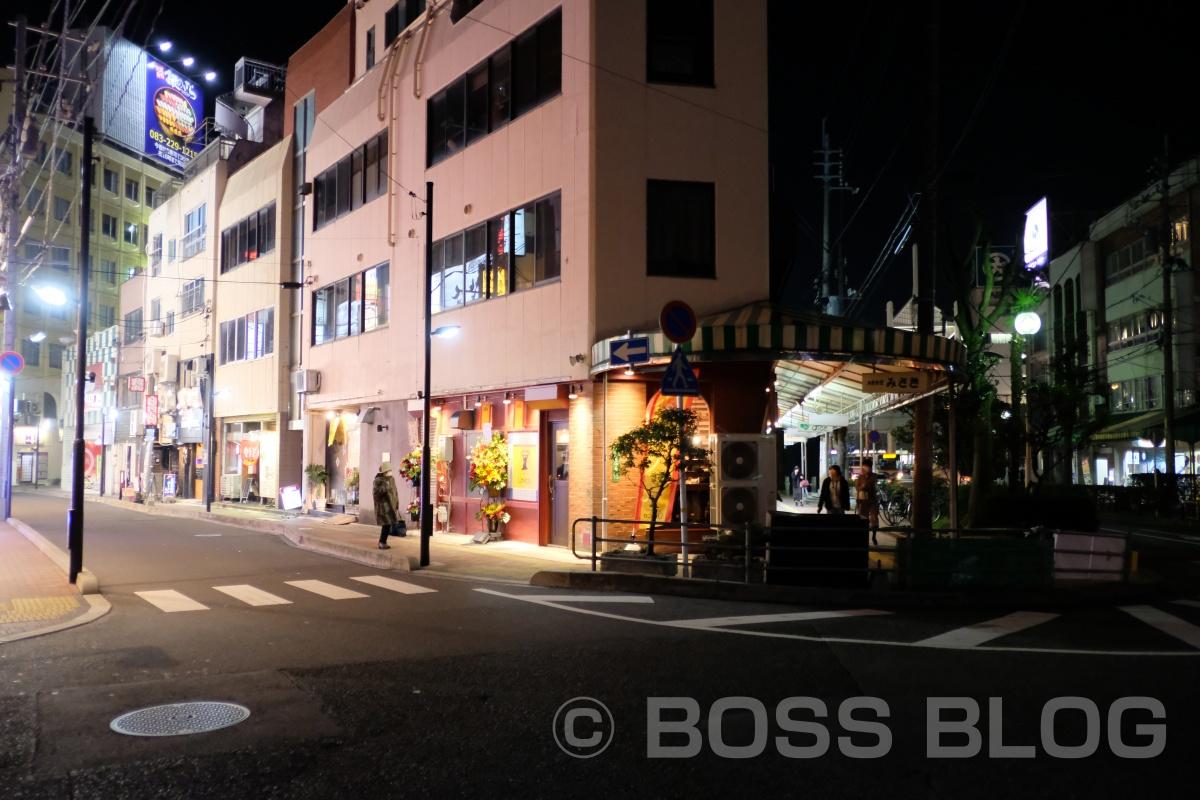 明日オープンするグリーンモール入口に近い三角のビル1階「スペイン酒場Unicoウニコ」