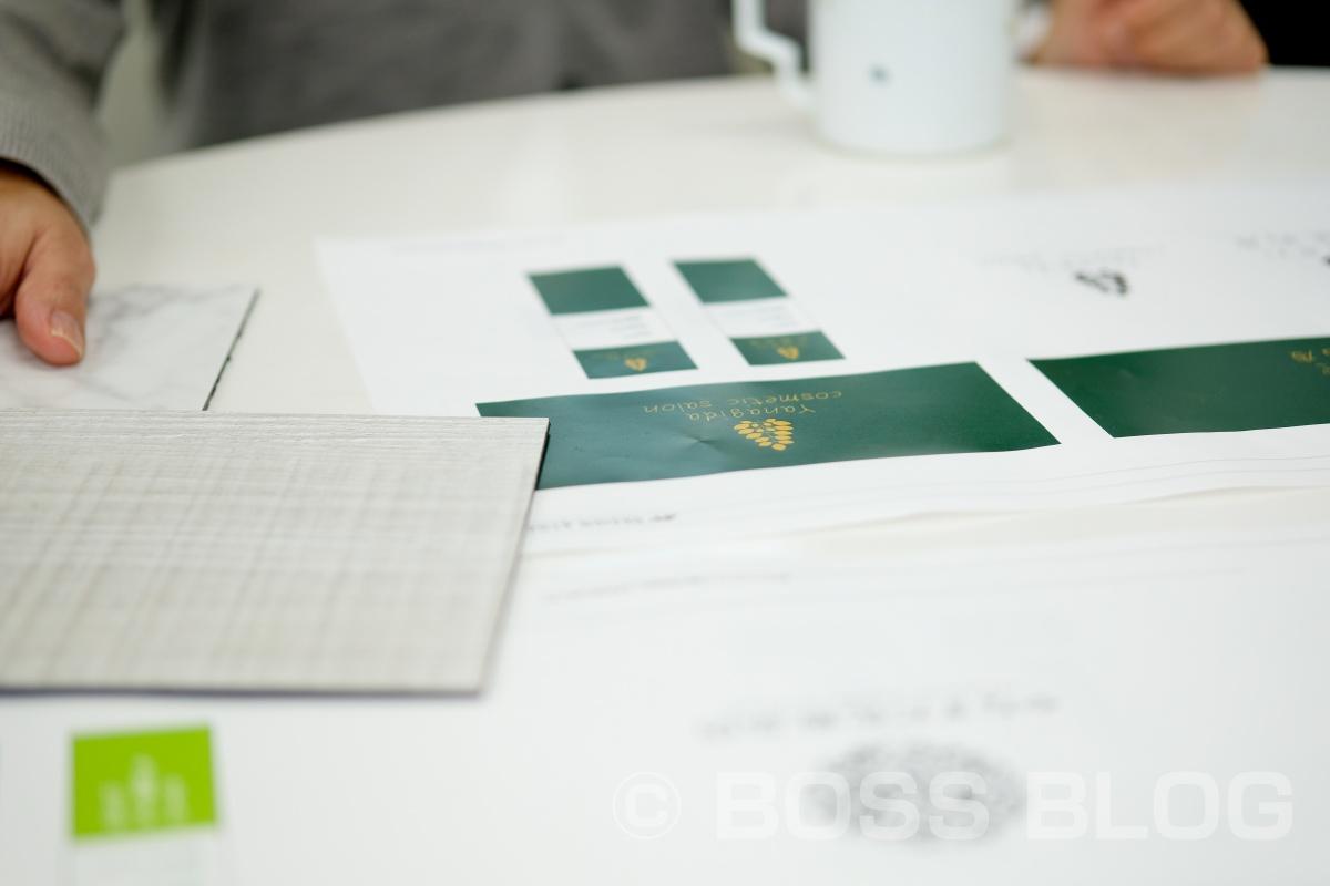 マーケティングを重視して建築とグラフィックとWebで繁盛店をつくります!